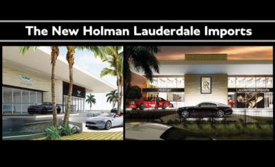HOLMAN LAUDERDALE IMPORTS